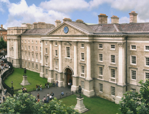 iProtectu selected by Trinity College, University of Dublin